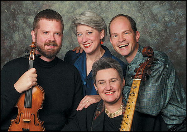 The Newberry Consort c. 2000